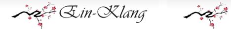 ein-klang Blog