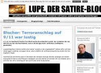 Lupe, der Satire-Blog