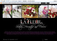 LA FLEUR Shabby Homestyle and Flowers