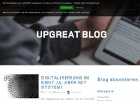 UPGREAT Blog - immer frische IT Infos