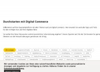 Competence Center Digital Commerce